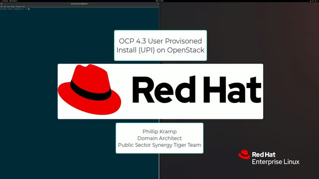 Ride Along - Watch a Red Hat Associate Install OpenShift 4 in the Cloud
