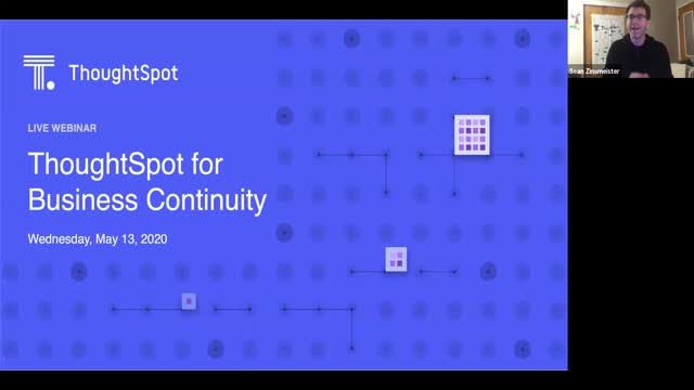ThoughtSpot for Business Continuity