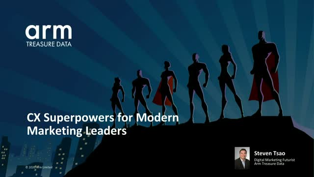 CX Super Powers for Modern Marketing Leaders