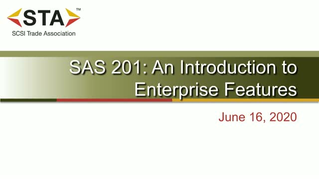 SAS 201: An Introduction to Enterprise Features