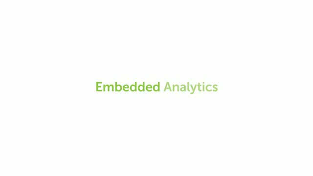 What is Embedded Analytics?