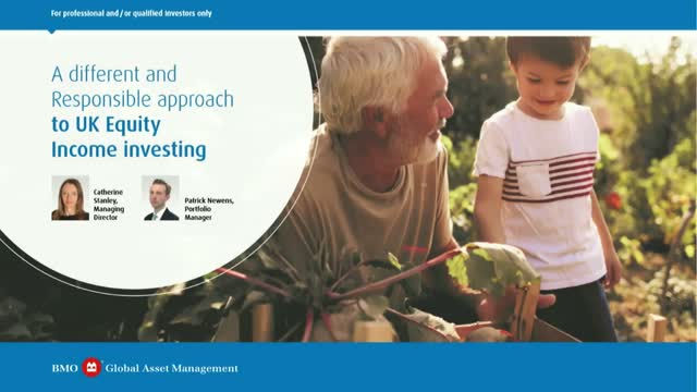A different and Responsible approach to UK Equity Income investing