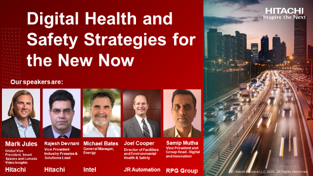 Digital Health and Safety Strategies for the New Now
