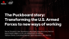 The Puckboard story: Transforming the U.S. Armed Forces to new ways of working