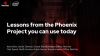 Lessons from the Phoenix Project you can use today