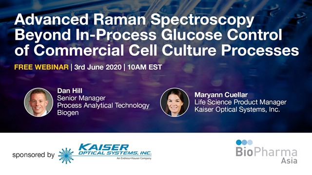 Advanced Raman Spectroscopy Beyond In-Process Glucose Control of Commercial...