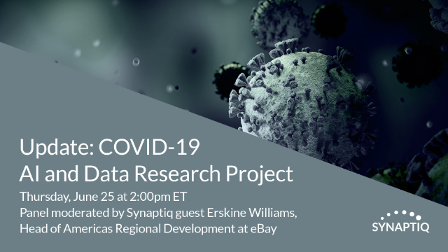 Data Scientists Dig into COVID-19 Data - Updates