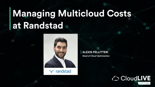 Managing Multicloud Cost at Randstad