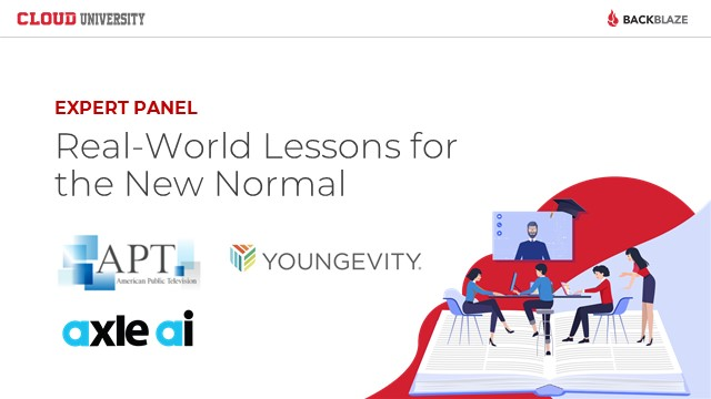 Real-World Lessons for the New Normal with APT, Youngevity and axle.ai