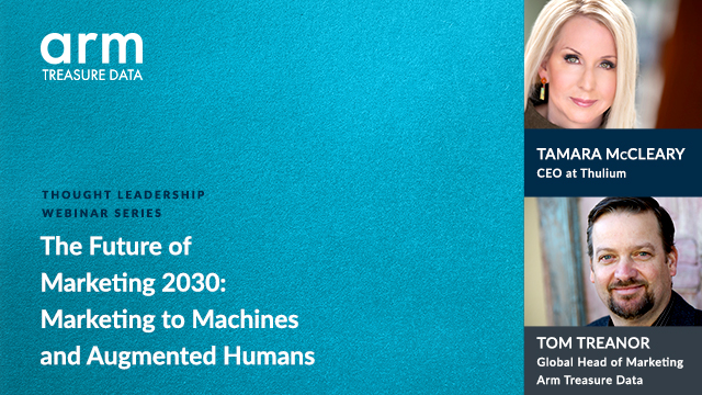 The Future of Marketing 2030: Marketing to Machines and Augmented Humans