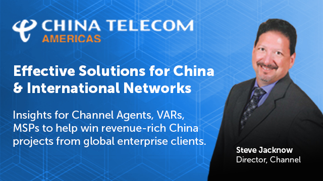 Effective Solutions for China & International Networks