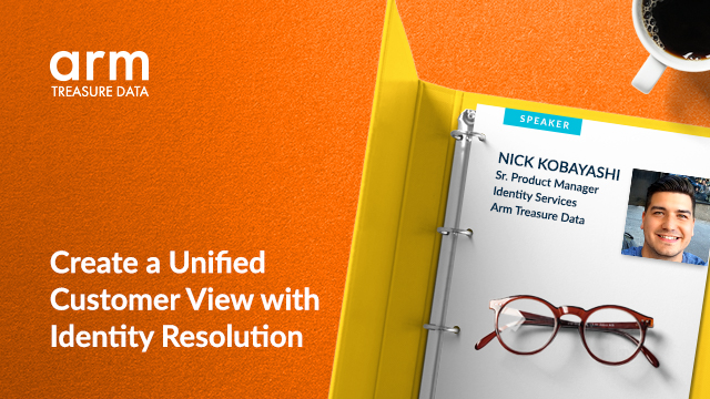 Create a Unified Customer View with Identity Resolution