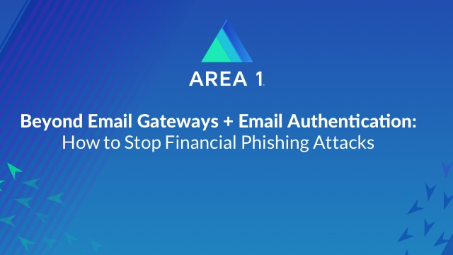 How to Stop Financial Phishing Attacks