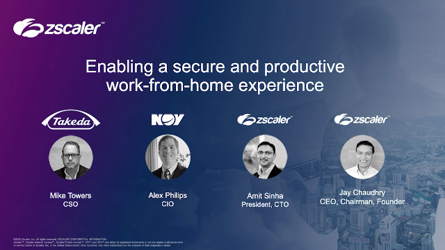 Enable Your Employees to Work from Home Quickly and Securely