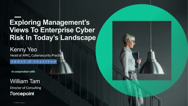 Exploring Management's Views To Enterprise Cyber-Risk In Today's Landscape