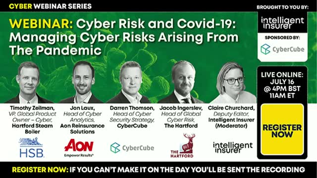 Cyber Risk and Covid-19: Managing Cyber Risks Arising From The Pandemic