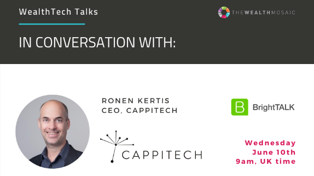 WealthTech Talks: In conversation with Cappitech