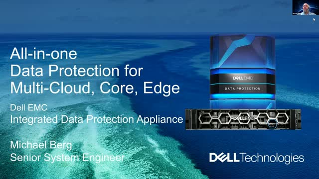 All-in-One Data Protection for Multi-cloud, Core Edge