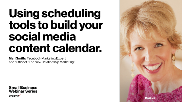 Using Scheduling Tools to Build Your Social Media Marketing Calendar