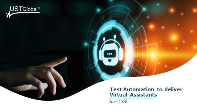 How Test Automation delivers responsive AI Chatbots and Virtual Assistants