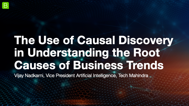 The Use of Causal Discovery in Understanding the Root Causes of Business Trends