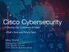 VDX 2020: How to Achieve Simplified and Highly Effective Security Operations
