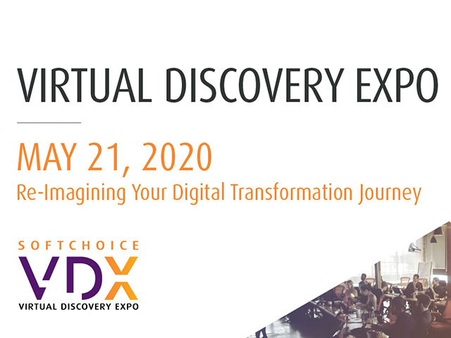 VDX 2020: End-User Productivity – Meaningful Collaboration and the Digital Workp
