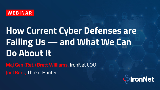How Current Cyber Defenses are Failing Us — and What We Can Do About It