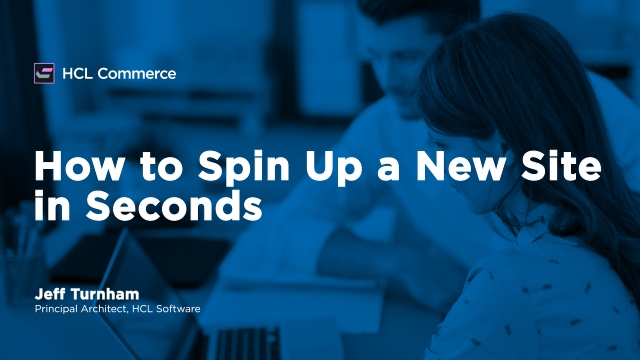 How to Spin Up a New Site in Seconds