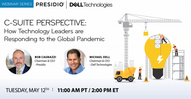 Presidio C-Suite Perspective Series with Dell Technologies
