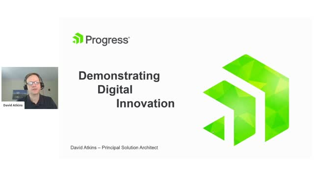 Demonstrating Digital Innovation