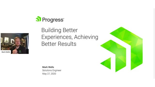 Building Better Experiences, Achieving Better Results