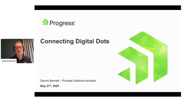 Connecting Digital Dots