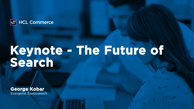 Keynote – The Future of Search