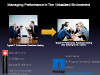 Managing Performance in the Virtualized Environment