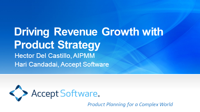 Why a Product Strategy is Essential to Drive Your Company's Revenue Growth