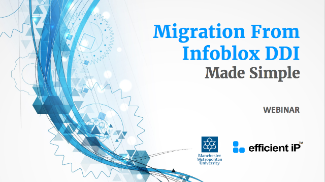 Migration from Infoblox DDI Made Simple