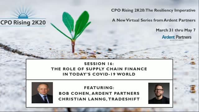 The Role of Sustainability in the Post-COVID-19 Supply Chain