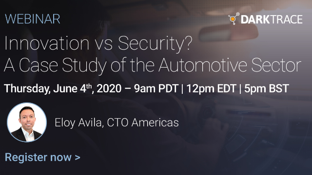 Innovation vs Security: A Case Study of the Automotive Sector