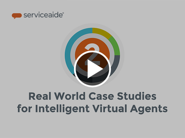 2 Real-World Case Studies for Intelligent Virtual Agents