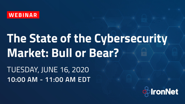 The State of the Cybersecurity Market: Bull or Bear?