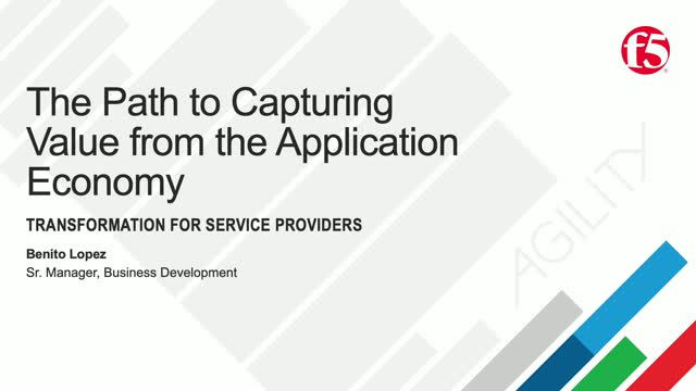 The Path to Capturing Value from the Application Economy