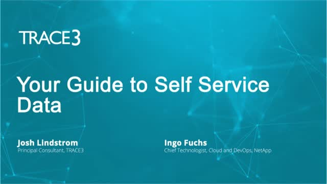 Your Guide to Self-Service Data