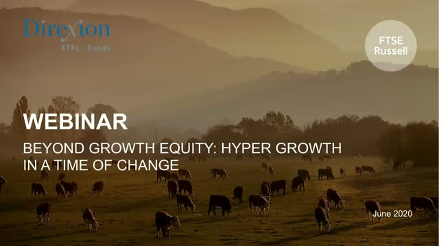 Beyond growth equity: Large cap hyper growth in a time of change