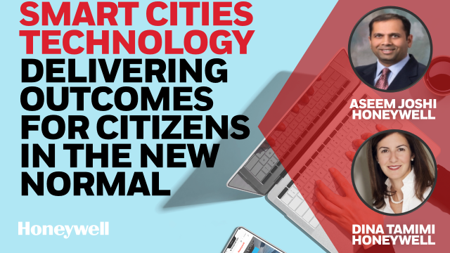 Smart Cities Technology Delivering Outcomes For Citizens In The New Normal