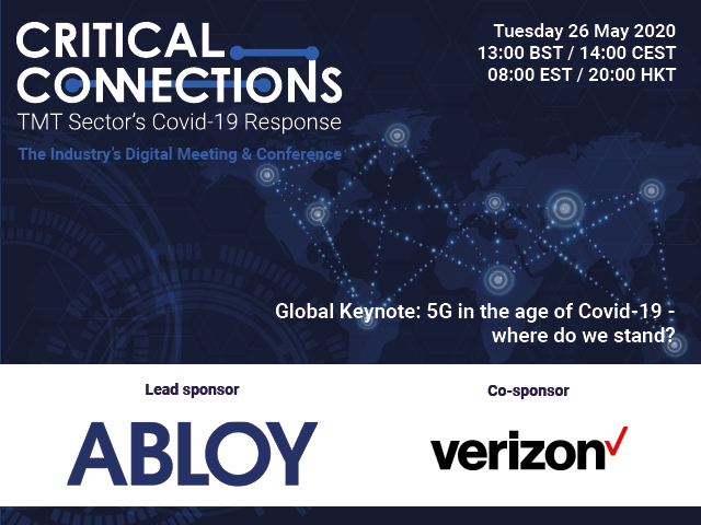 Global Keynote: 5G in the age of Covid-19 - where do we stand?
