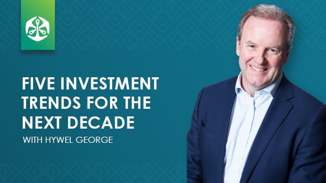 Five Investment Trends for the Next Decade