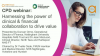 Bitesize CPD webinar: Harnessing the power of clinical & financial collaboration