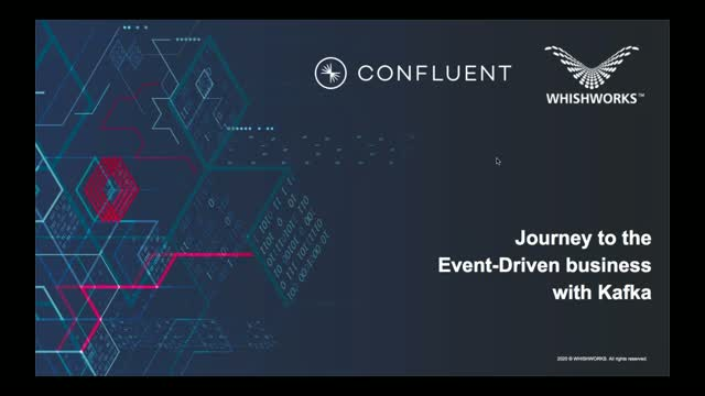 Journey to the event-driven business with Apache Kafka