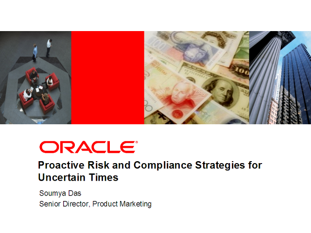 Proactive Risk and Compliance Strategies for Uncertain Times